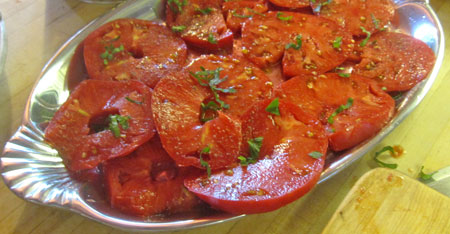 Keystone tomatoes