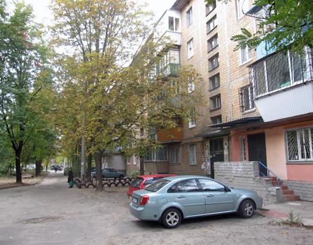 Natasza's flat