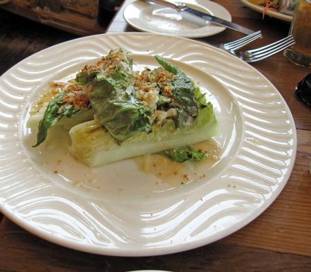 Alison's ceasar salad