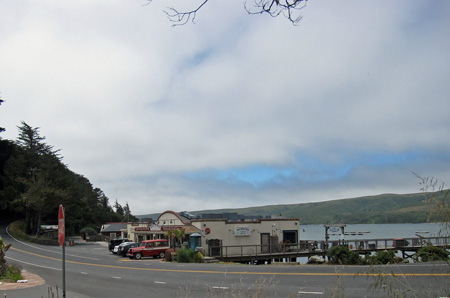 Nick's Cove on Route 1, Tomalas Bay