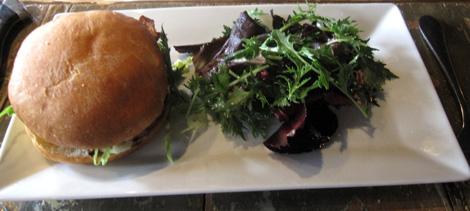 carol's famous marlowe hamburger